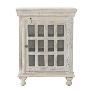 Home Decorators Collection East India Storage Cabinets (Sandblasted White)
