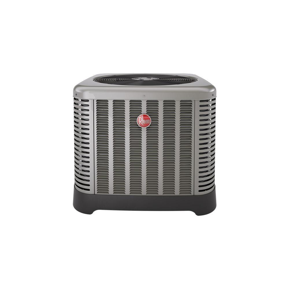 rheem installed classic series heat pump hsinstrhechp the home depotinstalled classic series heat pump