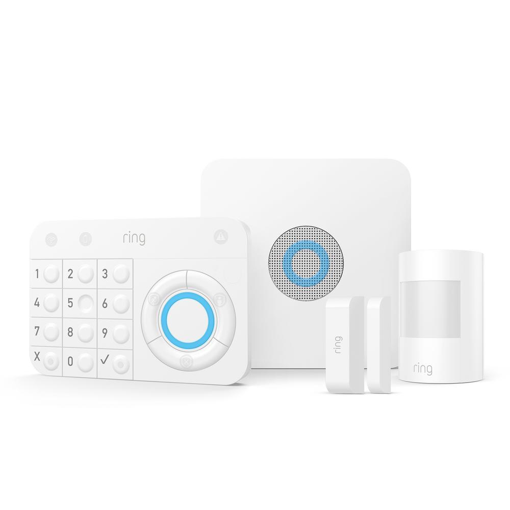 Ring Protect Wireless Motion Sensing Alarm Starter Kit