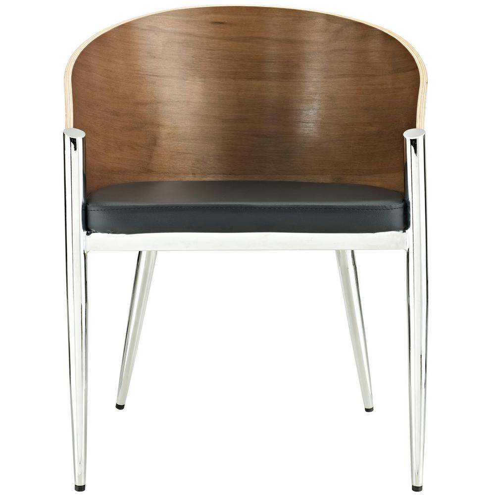 Cooper Silver Dining Wood Arm Chair