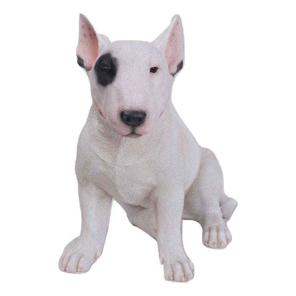 Hi Line Gift Bull Terrier Statue 87725