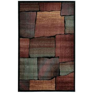 Nourison Expressions Multi 2 ft. x 2 ft. 9 inch Accent Rug by Nourison