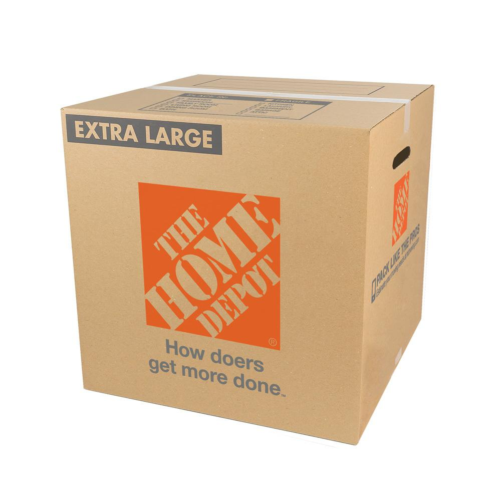 Extra-Large Moving Box (22 in. L x 22 in. W x 21 in. D)