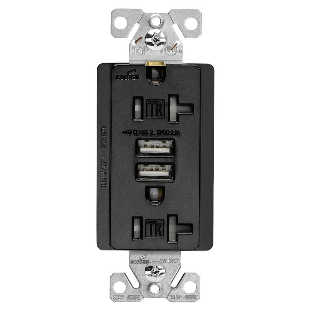 Eaton - Electrical Outlets & Receptacles - Wiring Devices & Light ...
