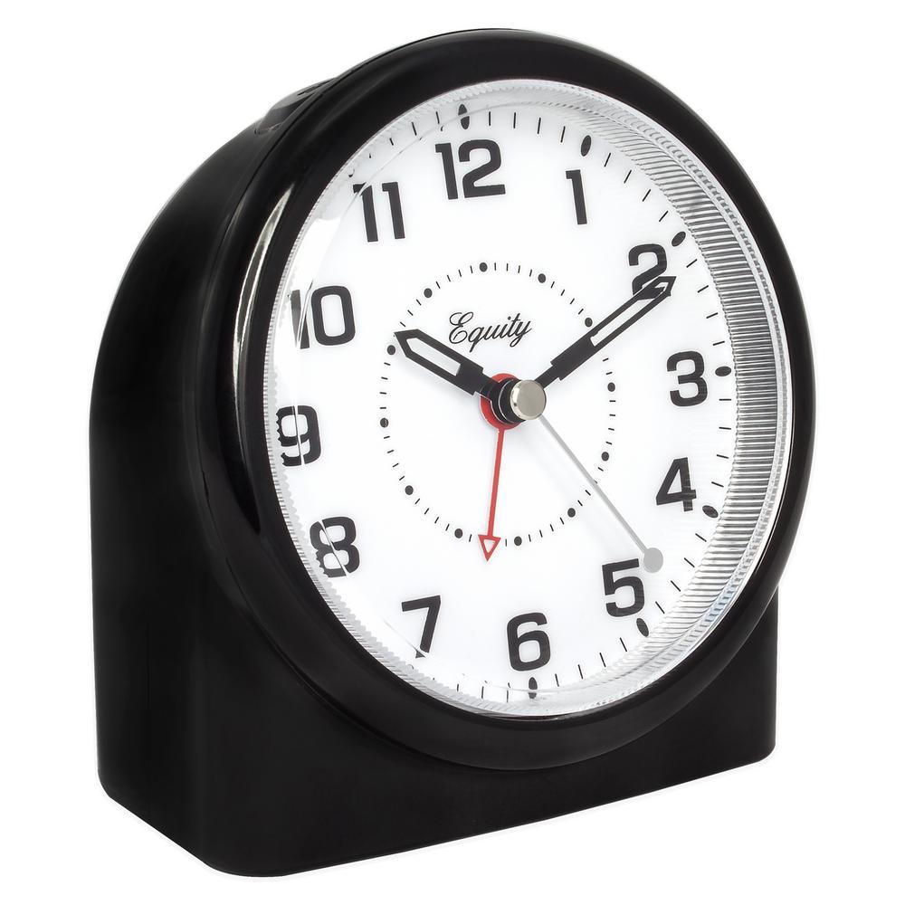 Equity by La Crosse 14080 Analog Night Vision Alarm Clock