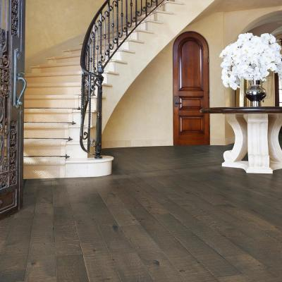 French Oak Santa Cruz 3/4 in. Thick x 5 in. Wide x Varying Length Solid Hardwood Flooring (904.16 sq. ft. /pallet)