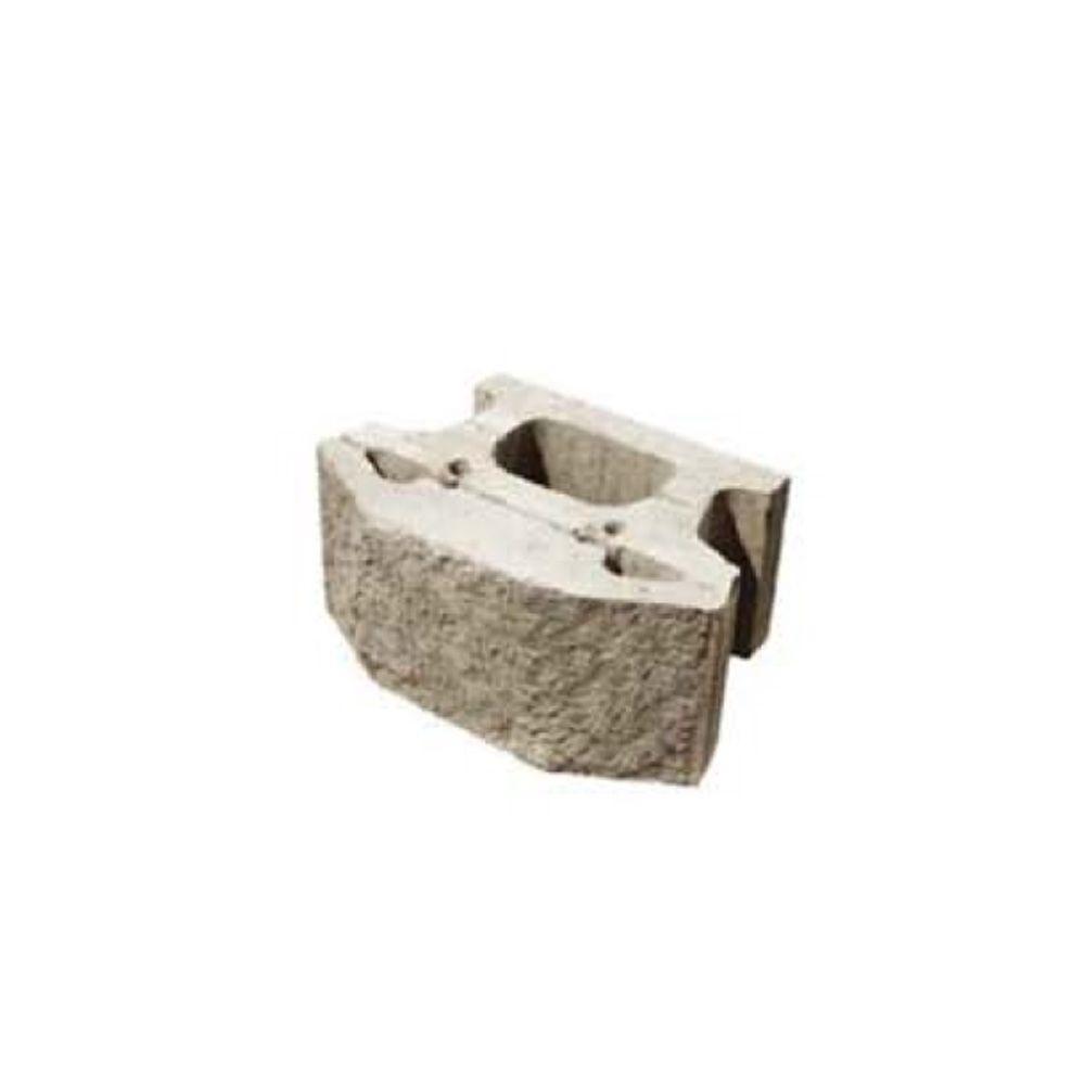 Concrete Compact Retaining Wall Block