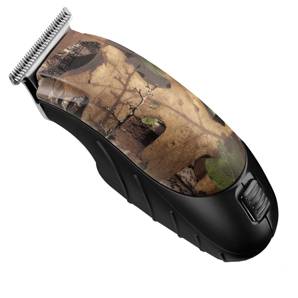 Andis Trim And Go Powered Cordless Hair Clipper In Camp 10 Pieces