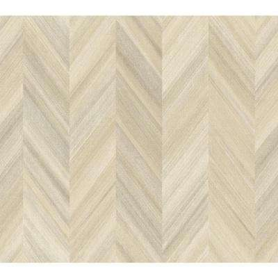Ashford Geometrics Gradient Chevron Wallpaper