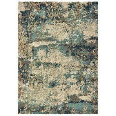 Braxton Multi 1 ft. 10 in. x 3 ft. Area Rug