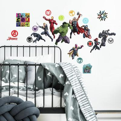 Classic Avengers Wall Decals
