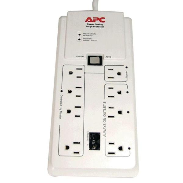 SurgeArrest Home/Office P8GT 8-Outlets Surge Suppressor