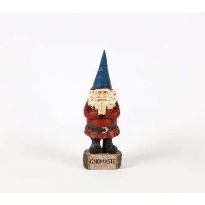 Gnome in Prayer - Gnomaste