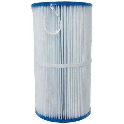 5000 Series 5-11/16 in. Dia x 10-3/8 in. 25 sq. ft. Replacement Filter Cartridge with 2-1/8 in. Opening