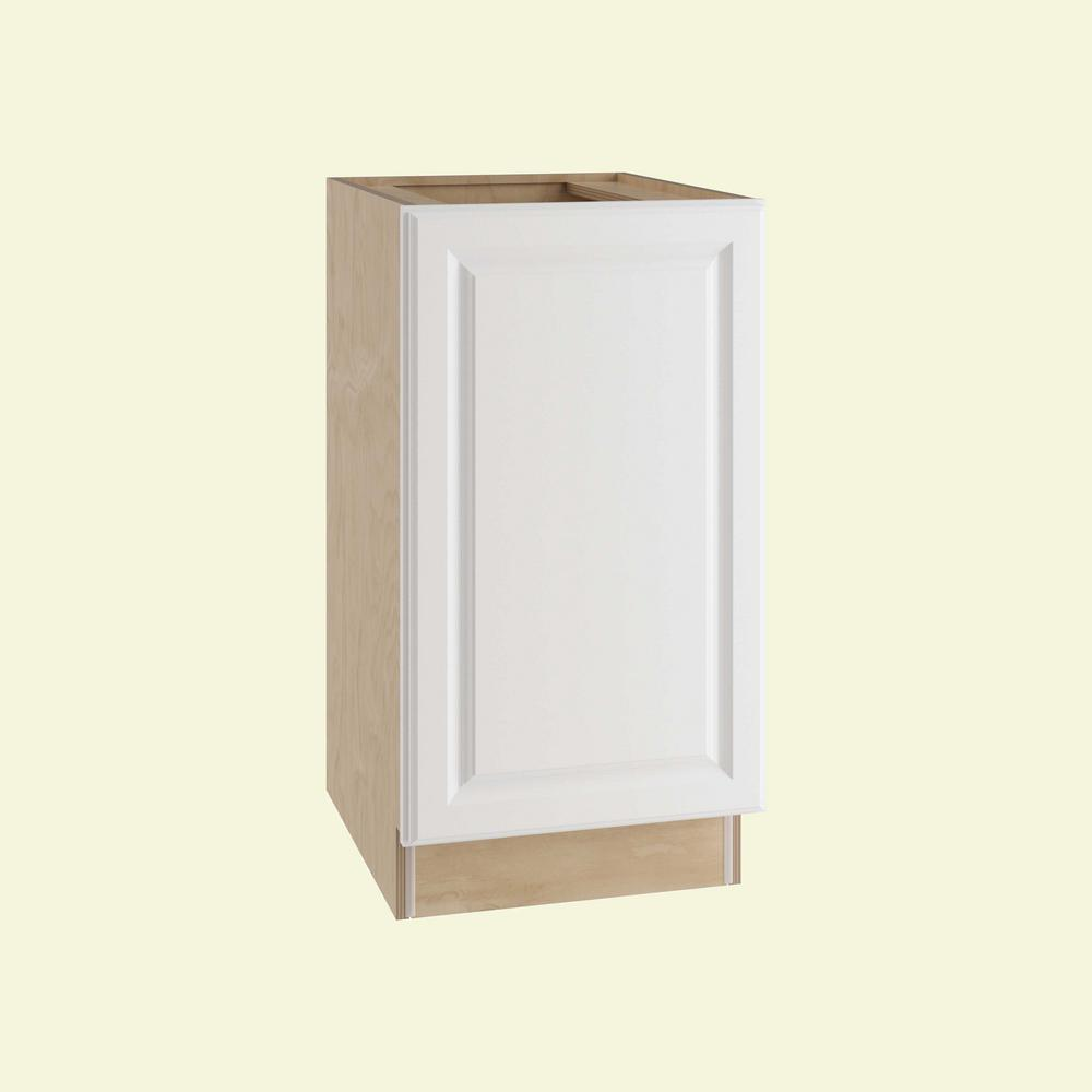 Can White Kitchen Cabinets Be Repainted: Home Decorators Collection Hallmark Assembled 15x34.5x24