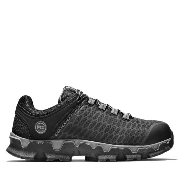 black running shoes for work