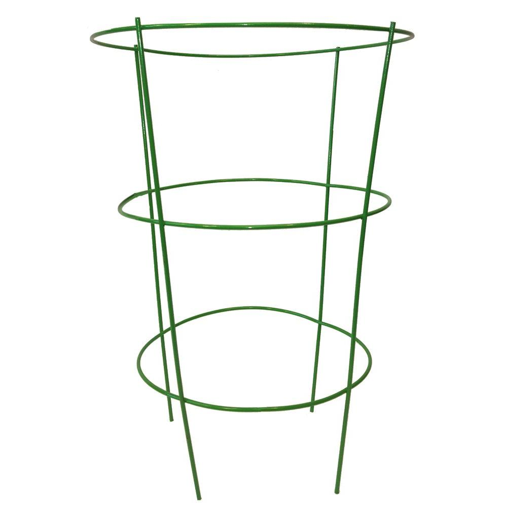 19 in. Green Grow Cage