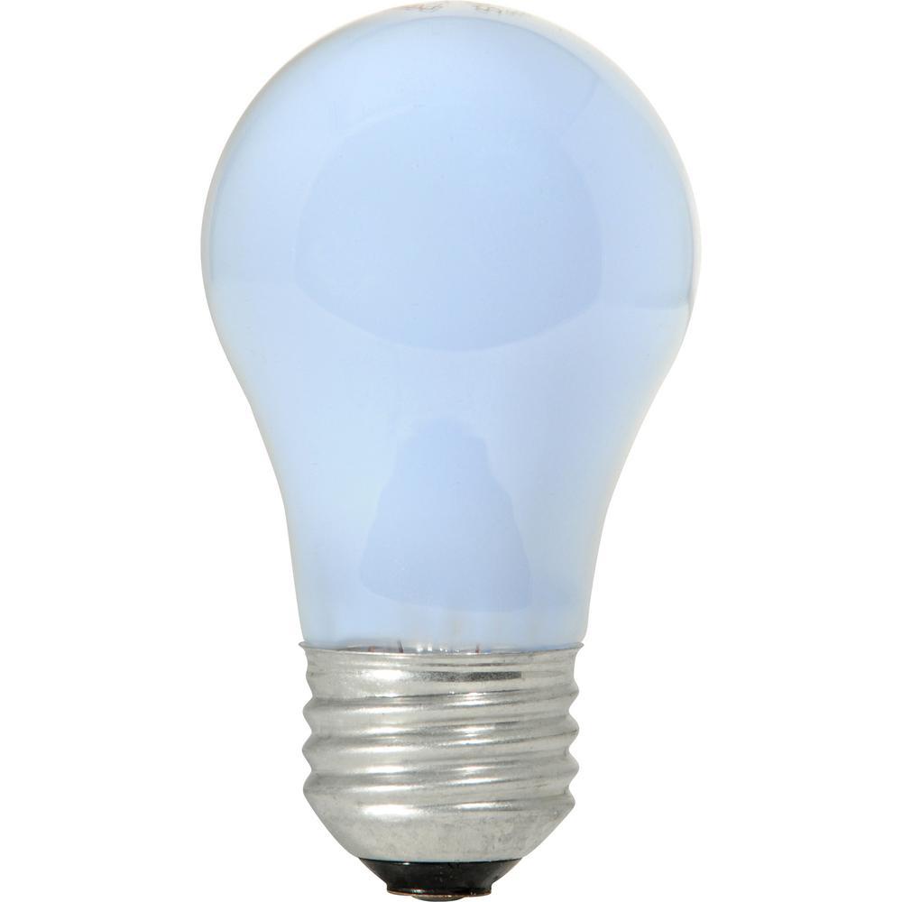 40-Watt A15 Clarity Incandescent Light Bulb (2-Pack)