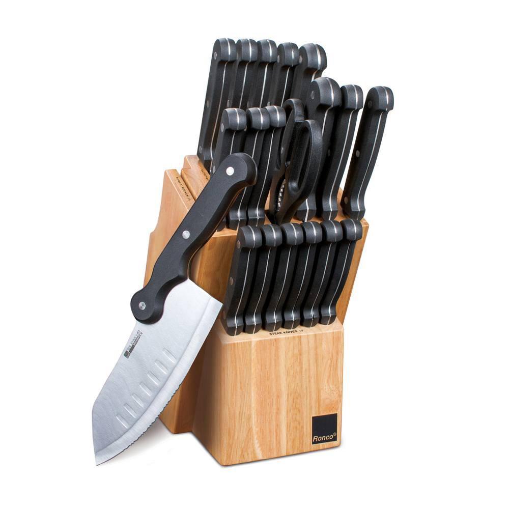 20-Piece Knife Set