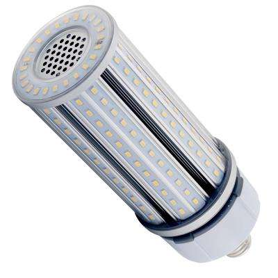 250-Watt Equivalent 54-Watt Corn Cob ED28 HID LED High Low Bay Bypass Light Bulb Med 120-277V Daylight 5000K 84013