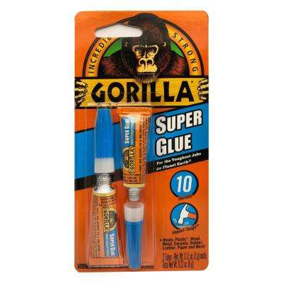 0.21 oz. Super Glue (2-Pack)