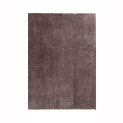 Ethereal Shag Taupe 5 ft. x 7 ft. Indoor Area Rug