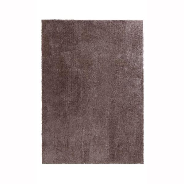Ethereal Shag Taupe 5 Ft X 7