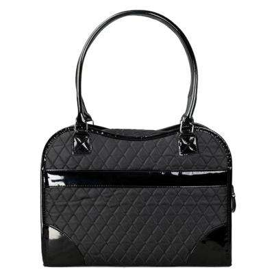 Black Exquisite Handbag Fashion Dog Carrier