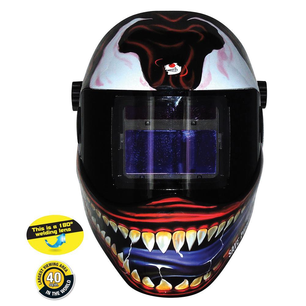 40 VizI2 Series Kannibal RFP Welding Helmet