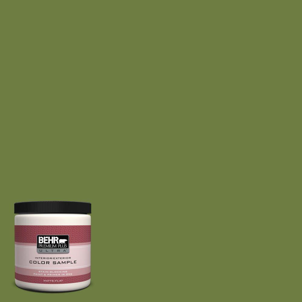 8 oz. #M360-7 Rockwall Vine Interior/Exterior Paint Sample