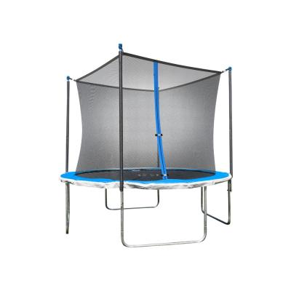 Sportspower Trujump 10ft. Trampoline wtih 4-Pole Enclosure