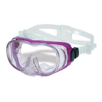 Antigua Assorted Colors Youth/Adult Snorkeling Mask