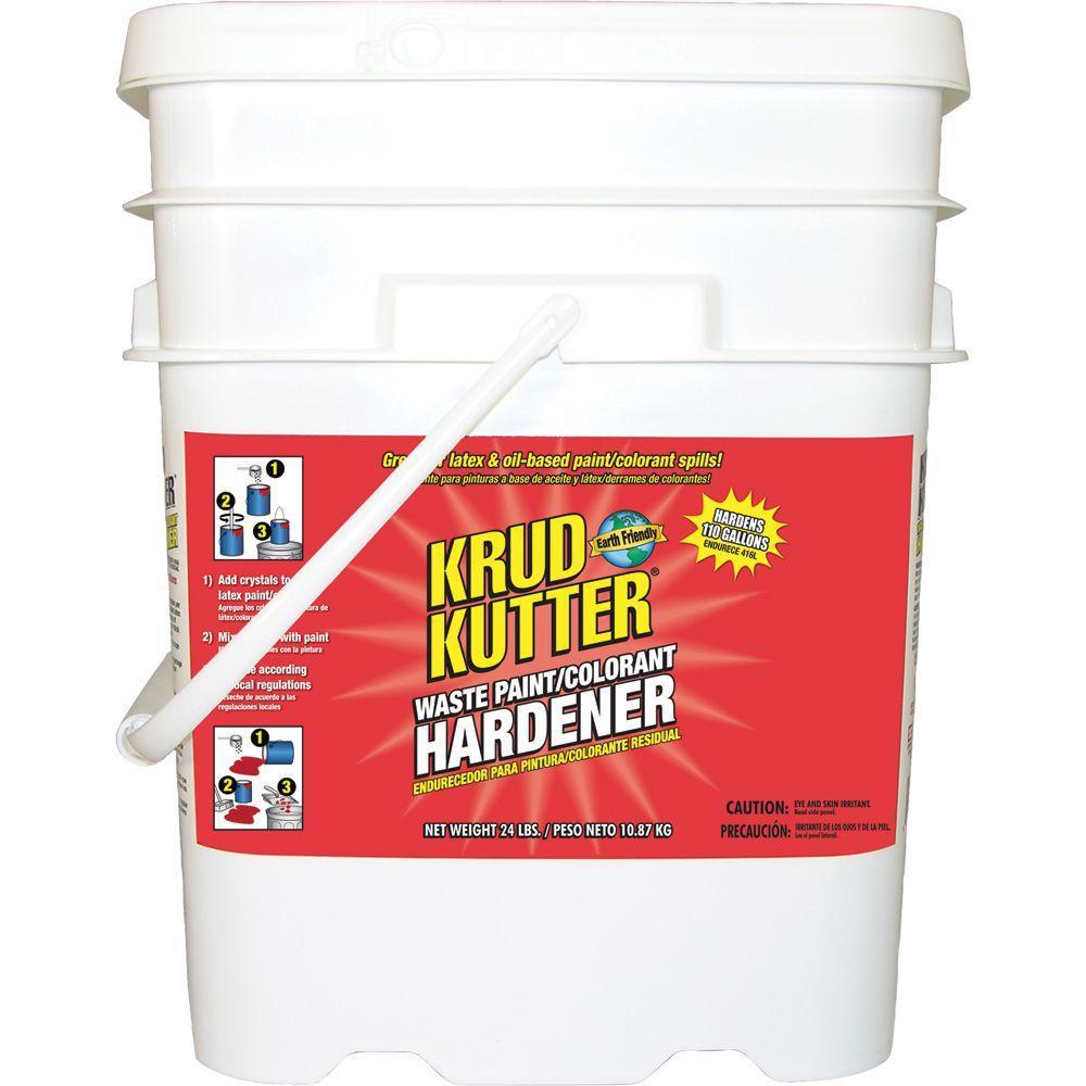384 oz.(24 lbs.) Waste Paint Hardener