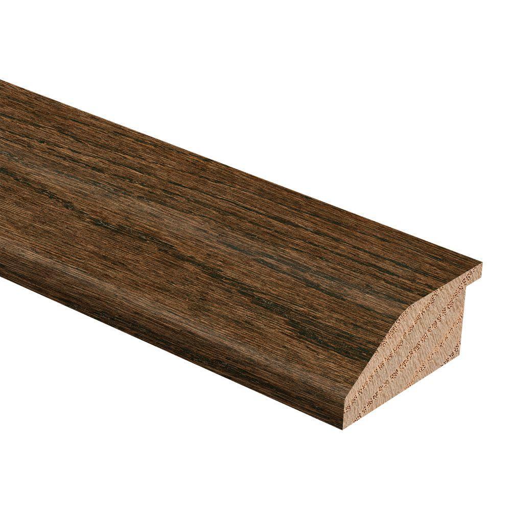 Zamma Mocha Oak Hs 3 4 In Thick X 1 3 4 In Wide X 94 In