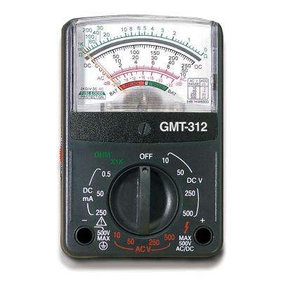 5-Function 12-Range Analog Multimeter