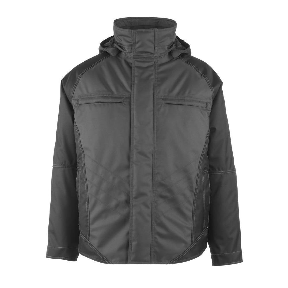 MASCOT Men's X-Large Two Tone Dark Grey/Black 100% Polyester Frankfurt Pilot Jacket