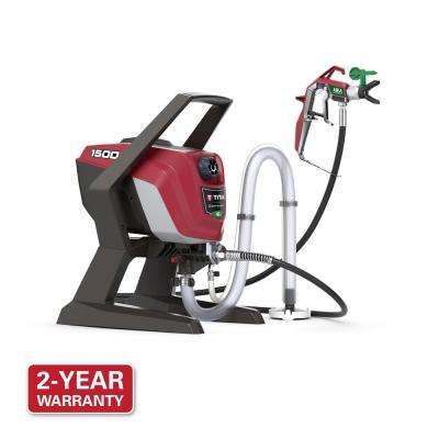ControlMax 1500 High Efficiency Airless Sprayer