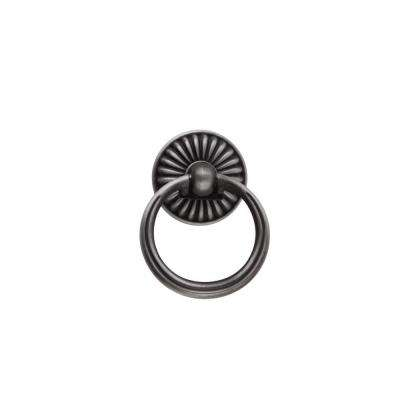 Belmont 2 in. Pewter Ring Pull
