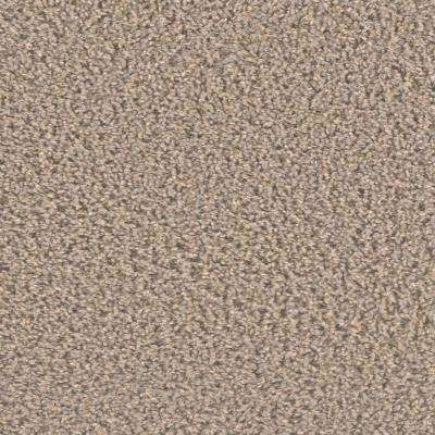 Lucky I - Color Charm Texture 12 ft. Carpet