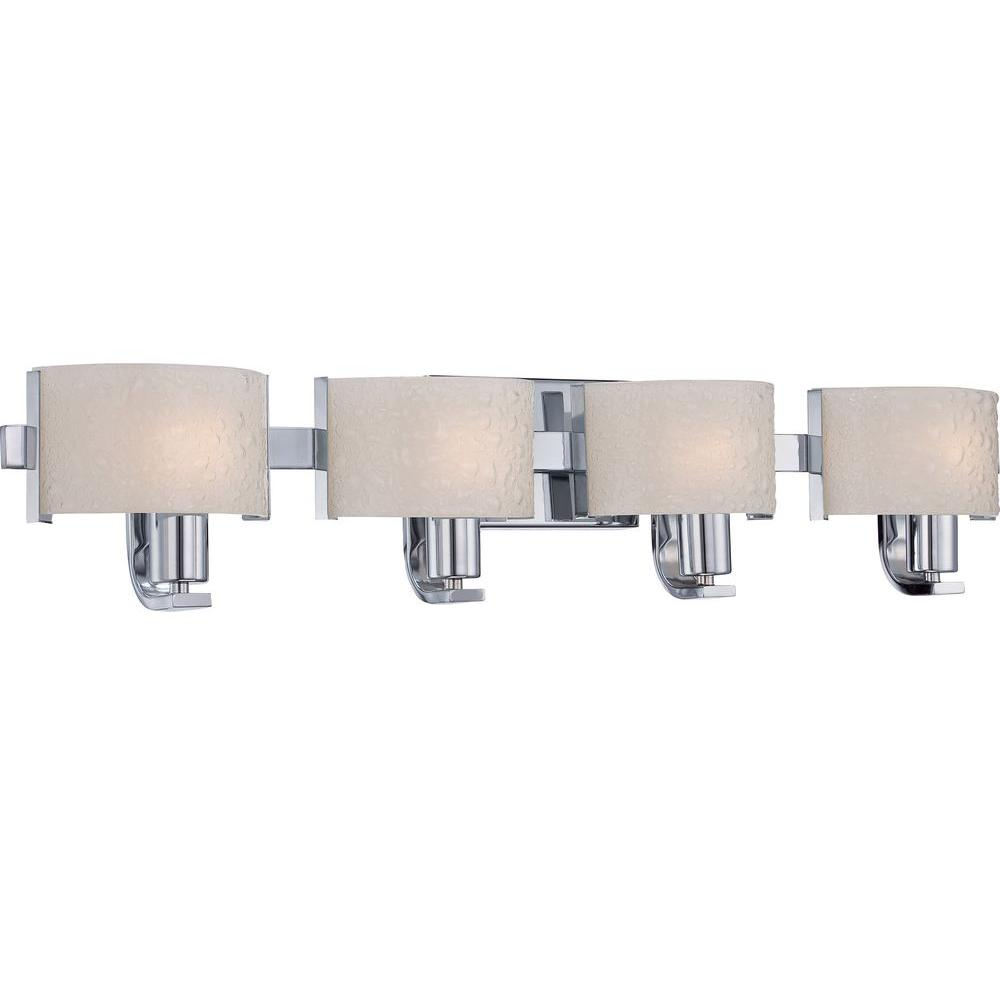 Illumina Direct Ciabiao 4-Light Polished Chrome Bath Vanity Light