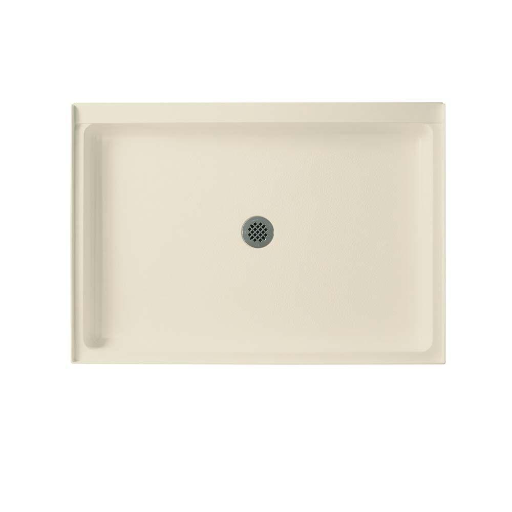 48 - Fiberglass - Shower Bases & Pans - Showers - The Home Depot