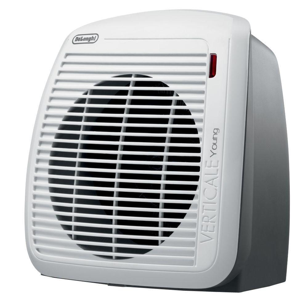 Delonghi portable air conditioner and heater -  Delonghi 1500 Watt Convection Fan Heater