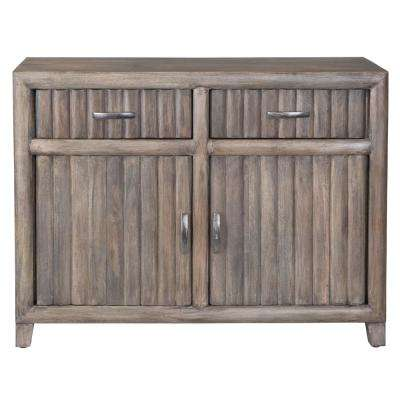 Bambou Collection Solid Mango Cabinet