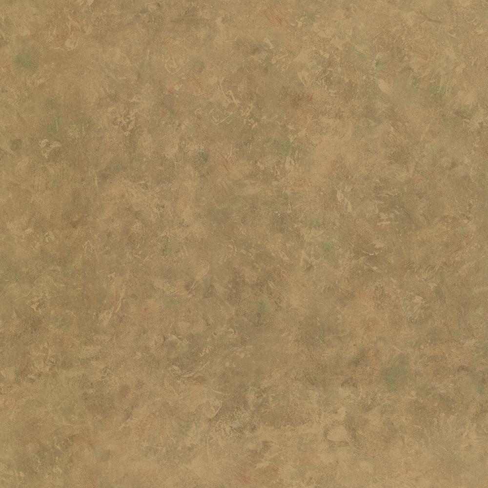 Loris Brown Blotch Texture Vinyl Peelable Roll Wallpaper (Covers 56.4 sq. ft.)