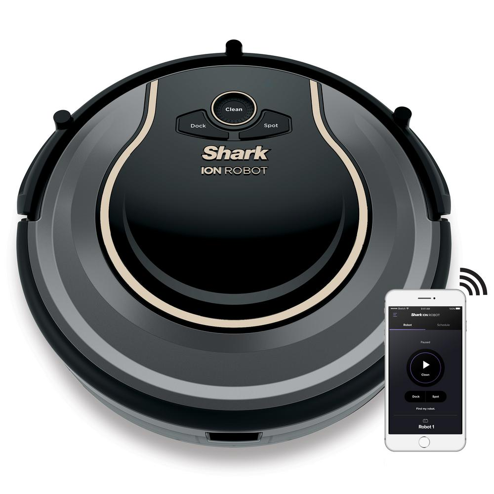 ION ROBOT 750 Connected Robotic Vacuum Cleaner