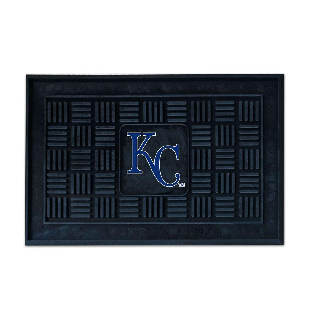 Kansas City Royals 18 in. x 30 in. Door Mat