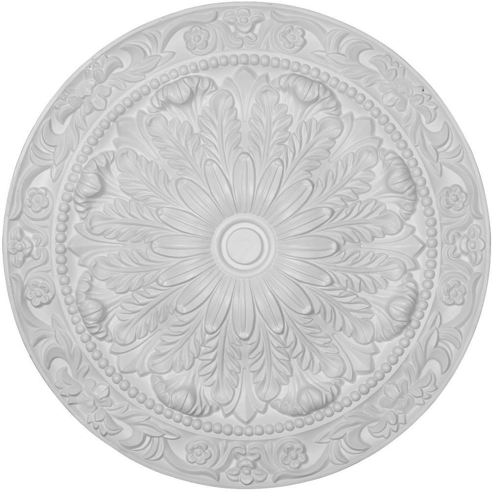 37-3/8 in. Metz Ceiling Medallion