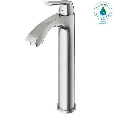 Nickel Vessel Bathroom Sink Faucets Bathroom Sink Faucets The