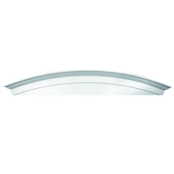 75 in. x 13-3/8 in. x 4-1/2 in. Polyurethane Window and Door Crosshead Arch