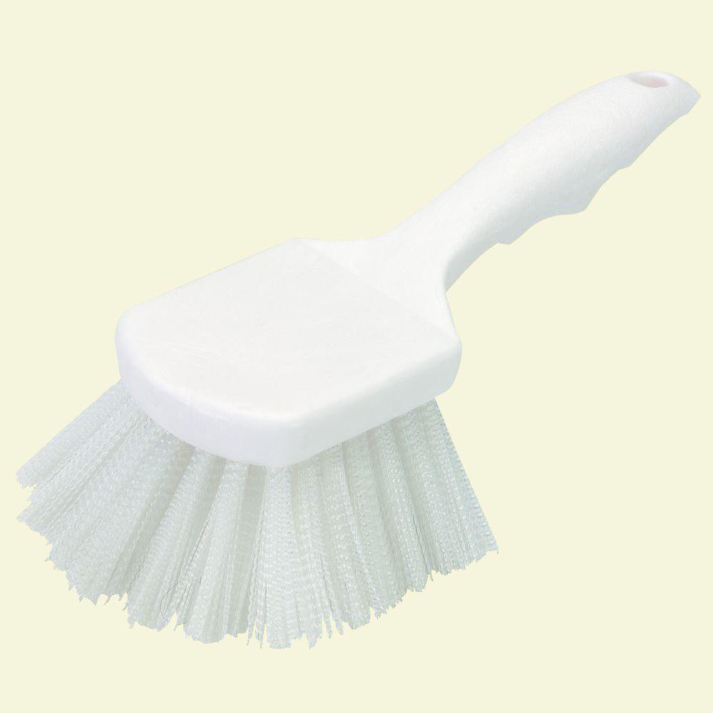 Carlisle 9 in. Nylon Utility Scrub Brush (Case of 12)